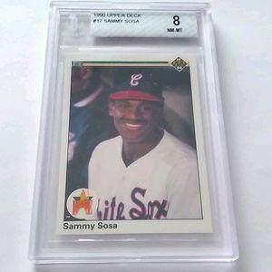 Chicago White Sox Sammy Sosa